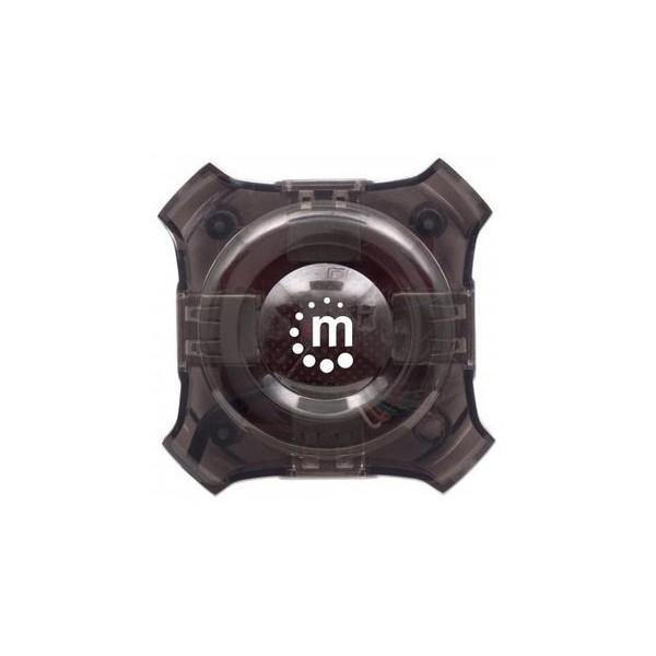 MINI HUB USB 1.1 MANHATTAN 4 PUERTOS [ 162272 ][ AC-3939 ]