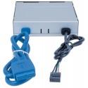 LECTOR Y GRABADOR MANHATTAN DE MULTI-TARJETAS USB 3.0 SUPER SPEED PARA BAHIA DE MONTAJE DE 3.5. 48 E [ 101967 ][ AC-5434 ]