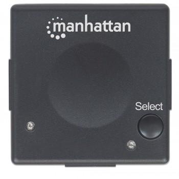 SWITCH MANHATTAN HDMI 1080P, 2 ENTRADAS   1 SALIDA  [ 207911 ][ AC-7222 ]
