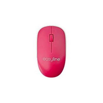 MOUSE INALAMBRIO EASY LINE...